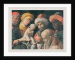 Adoration of the Magi by Andrea Mantegna