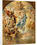 The Virgin as the Woman of the Apocalypse by Peter Paul Rubens