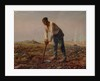 Man with a Hoe by Jean-François Millet