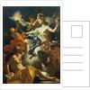 Aurora Taking Leave of Tithonus by Francesco Solimena