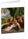 Mythological Scene by Dosso Dossi