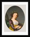 Portrait of Marie-Louise Joubert, neé Poulletier de Perigny by François-Xavier Fabre