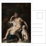 Diana and Her Dog by Sebastiano Ricci