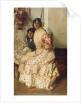 Pepilla the Gypsy and Her Daughter by Joaquin Sorolla y Bastida