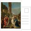 The Sacrifice of Polyxena by Giovanni Battista Pittoni
