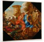 Arcadian Shepherds by Giovanni Benedetto Castiglione