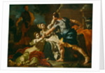 Death of Messalina by Francesco Solimena