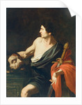 David with the Head of Goliath by Pietro Novelli