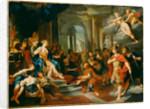 Dido and Aeneas by Nicolas Verkolye