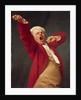 Self-Portrait, Yawning by Joseph Ducreux