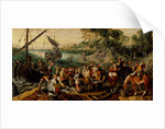 The Miraculous Draught of Fishes by Joachim Beuckelaer