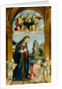 Madonna Adoring the Child with Musical Angels by Bernardino Zenale