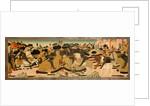 Battle Scene by Giovanni di Ser Giovanni Guidi