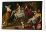 Venus and Mars by Palma il Giovane