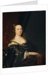 Portrait of a Woman by Jacob Adriaensz Backer