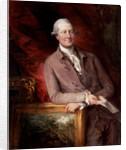 Portrait of James Christie by Thomas Gainsborough