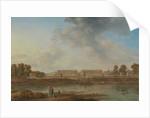 A View of Place Louis XV by Alexandre-Jean Noël