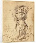 The Christ Child as the Good Shepherd by Bartolomé Esteban Murillo