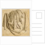 Study of a Hanging Drapery by Hans Brosamer