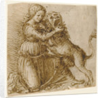 Fortitude by Giovanni Bellini