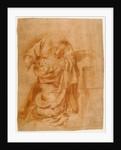 Study for the Kneeling Virgin by Tanzio da Varallo
