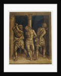 The Flagellation by Bernardino Lanino