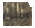 Poplars by Georges Seurat