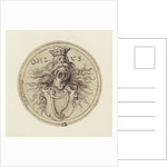 Design for a Bookplate or a Glass Etching by Virgil Solis