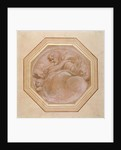 Christ in Glory by Correggio