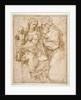 The Holy Family by Baldassare Peruzzi