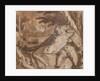 Embracing Couple (Mercury and Lara?) by Jan Harmensz. Muller