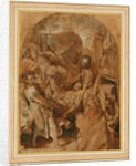 The Entombment by Federico Barocci