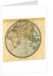 Map Eastern Hemisphere by Anonymous