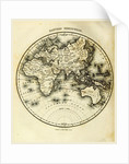 Eastern Hemisphere map by Anonymous