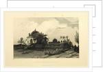 Jumma Musjid, Mandoo, Views in India by Anonymous