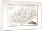 France pittoresque, Herault, map by Anonymous