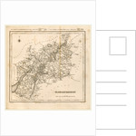 Map Gloustershire by Anonymous