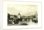 Berne, Bern, Switzerland 19th century by Anonymous