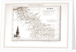 France pittoresque, Nord, map by Anonymous