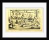 1822 bis 1828, Nogaijen-Tartaren kitchen by Anonymous