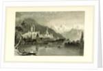 Switzerland by W. H. Bartlett