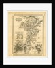 Constantinople, Istanbul bosphorus, map, The present State of the Turkish Empire by Anonymous
