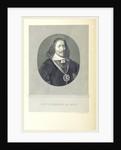 Dutch History Witte Cornelisz. de Witt by Anonymous