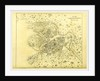 Map St. Petersburg, 1777, Russia by Anonymous