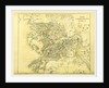 Map, 1840, St. Petersburg, Russia by Anonymous