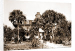 Hotel Eau Gallie, Indian River, Jackson, Hotels, Bays, United States, Florida, Indian River, United States, Florida, Eau Gallie, 1880 by William Henry