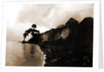 Shell mound Barker's Bluff, Indian River, Jackson, Waterfronts, Bays, United States, Florida, Indian River, United States, Florida, Barker's Bluff, 1880 by William Henry