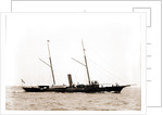 Corsair (Steam yacht), 1890 by Anonymous
