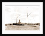 Hanniel (Steam yacht), 1880 by Anonymous