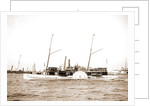 Clermont (Steam yacht), 1892 by Anonymous